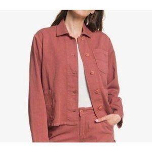Roxy Shirt Jacket Size Small new
